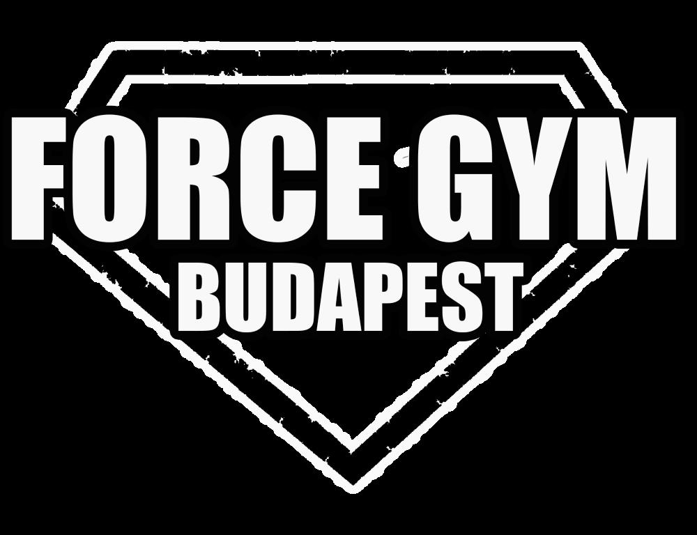 Force Gym Új logó 2018